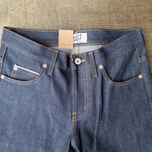 Naked And Famous Denim Left Hand Twill Super Guy Selvedge Jeans