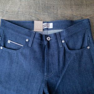 Naked & Famous Denim Super Guy Indigo Selvedge Jeans