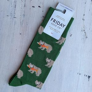 Friday Sock Co. Men's Patterned Socks Assorted