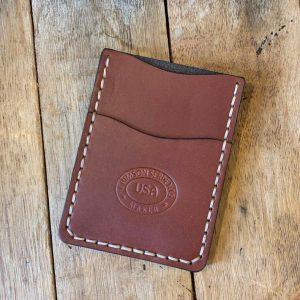 English Bridle Minimalist Wallet