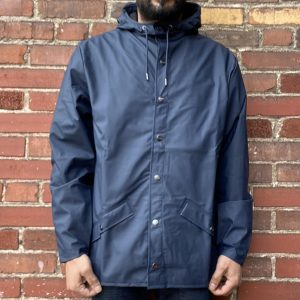 Rains Blue Jacket 1201