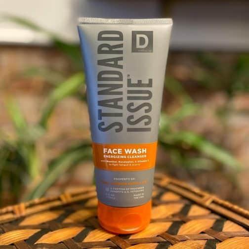 Duke Cannon Standard Issue Face Wash