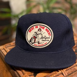 The Ampal Creative Best In The West Strapback
