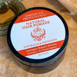 American Provenance Natural Hair Pomade
