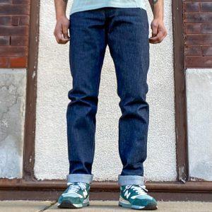 Left Field NYC Atlas Vidalia Mills 14 oz. Selvedge Jeans