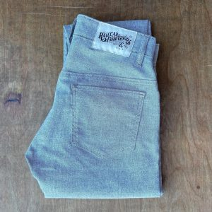Railcar Spikes Ultralight Indigo Selvedge Jeans