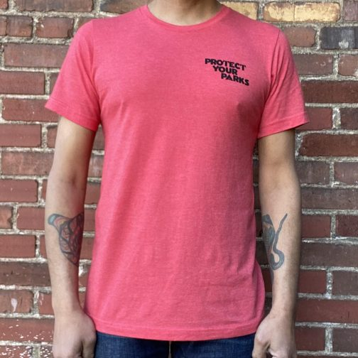 Protect Your Parks Tee By Good & Well Supply