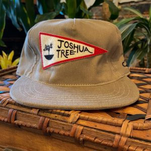 The Ampal Creative Joshua Tree Strapback Hat