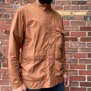 Gramicci Packable Utility Shirt Mocha