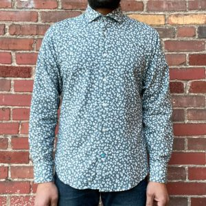 Panareha Paros Floral Shirt Grey
