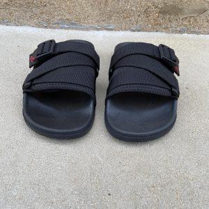 Gramicci Black Slide Sandals
