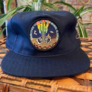 The Ampal Creative Mental Slavery Strapback Hat