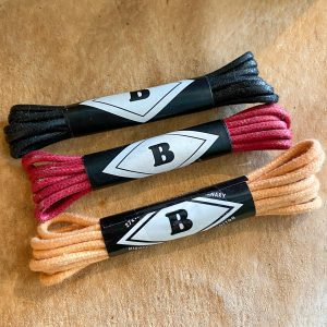Benjo's Round Waxed Laces 27″