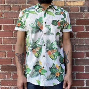 Tropikal Gringo Organic Bamboo Shirt