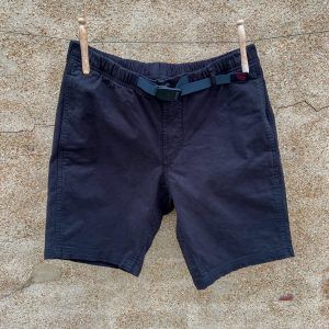Gramicci Black NN Shorts