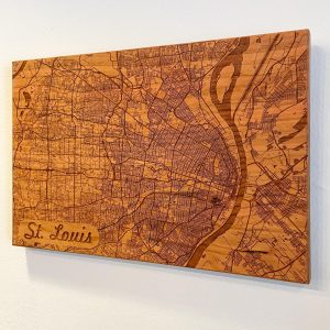 Autumn Woods Collective St. Louis Wall Art