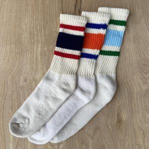 American Trench Retro Stripe Socks