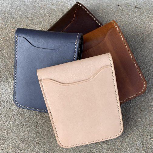Front Pocket Billfold Assorted Colors