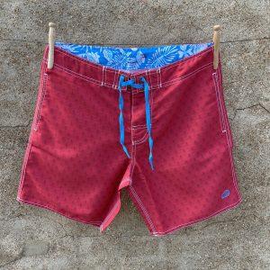 Panareha Red Opunohu Beach Shorts