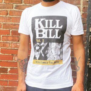 Paper 8 Kill Bill Poster Tee