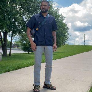 Railcar Spikes Ultralight Indigo Selvedge Jeans