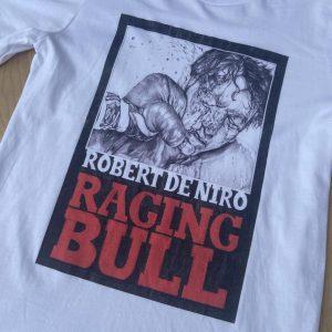 Paper 8 Raging Bull Poster Tee