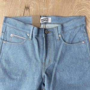 Naked And Famous Denim Super Guy Recycled Selvedge