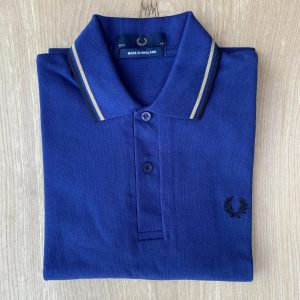 Fred Perry M12 Polo French Navy