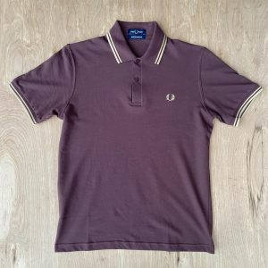 Fred Perry M12 Polo Henna Champagne