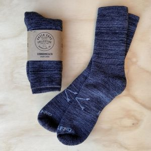 Green Cove Collective Commonwealth Merino Crew Socks
