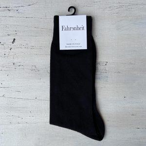Fahrenheit NYC Solid Cotton Socks