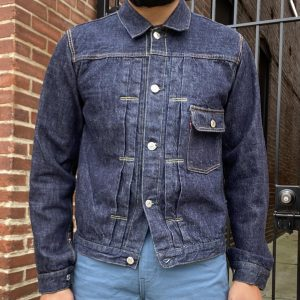 TCB Jeans Type 1 30s Selvedge Denim Jacket