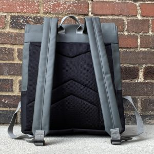 Rains Slate Buckle MSN Backpack
