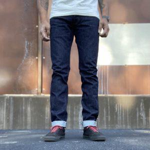 TCB Jeans 50s Slim R Selvedge Denim 13.5 oz.